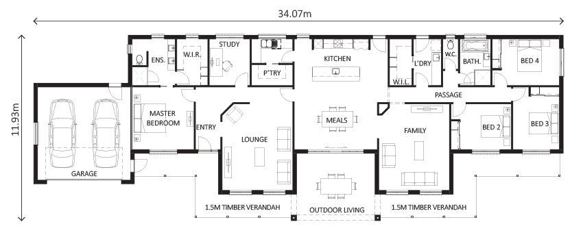 Provincial 26 | Lewis Homes Plan Range